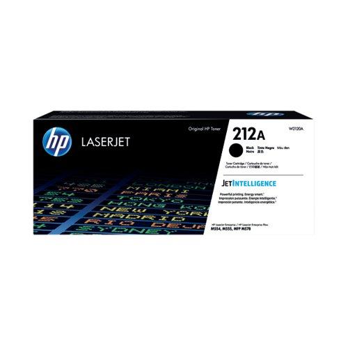 HP 212A Black Laserjet Toner Cartridge W2120A