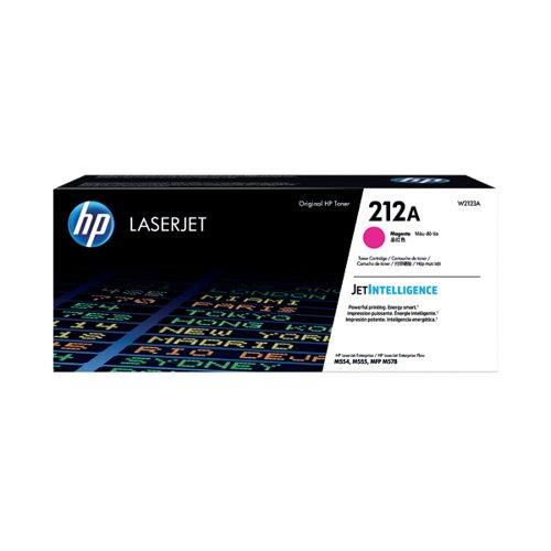 HP 212A Magenta Laserjet Toner Cartridge W2123A