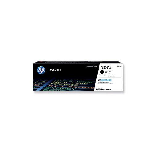 HP 207A LaserJet Toner Cartridge Black W2210A