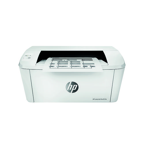 HP LaserJet Pro M15a Printer (Prints 19ppm) W2G50A