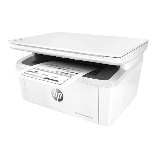 HP LaserJet Pro M28a MFP (Print 19 ppm Copy and Scan) W2G54A