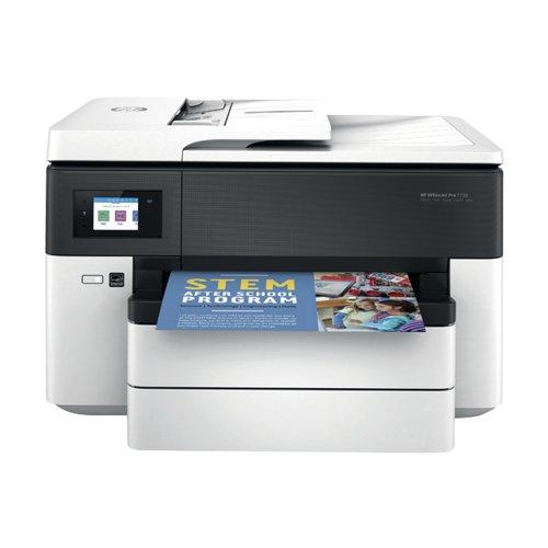 HP OfficeJet Pro 7730 Thermal Inkjet A3 Printer Y0S19A
