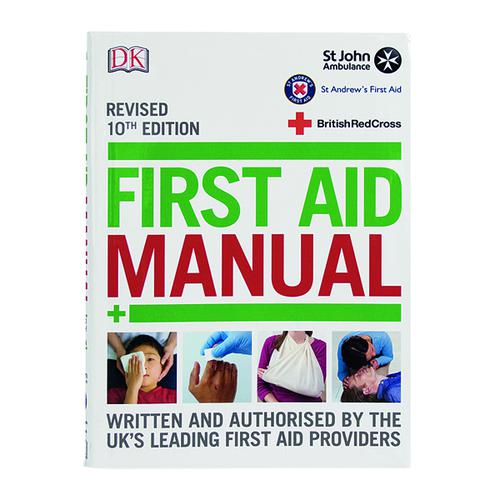 Reliance Medical First Aid Manual 10th Edition 998