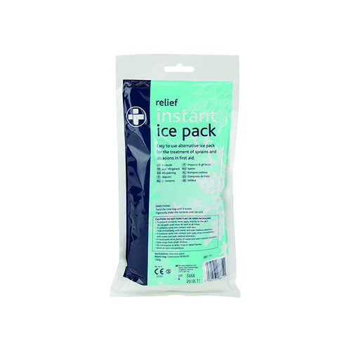 Reliance Medical Relief Instant Ice Pack 300 x 130mm (Pack of 10) 710