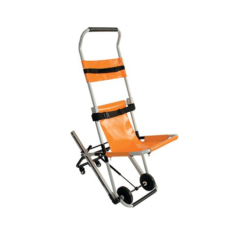 Reliance Medical Evacuation Chair with 2 Rear Wheels 6038