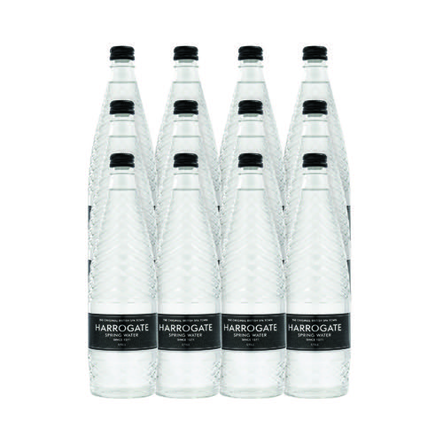 Harrogate Still Spring Water 750ml Glass Bottle (Pack of 12) G330241S
