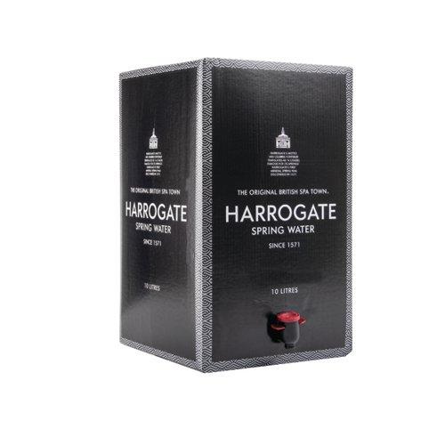 Harrogate Still Spring Water Bag in a Box of 10 Litre BOX 1015
