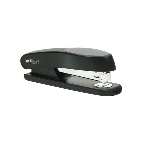 Rapesco R9 Manta Ray Full Strip Stapler Black RR9260B3