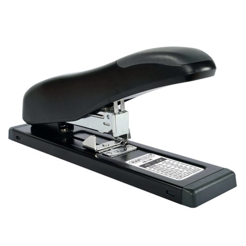 Rapesco ECO HD-100 Heavy Duty Stapler Black 1276