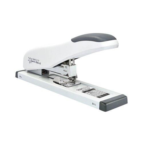 Rapesco ECO HD-100 Heavy Duty Stapler Capacity 100 Sheets White 1386