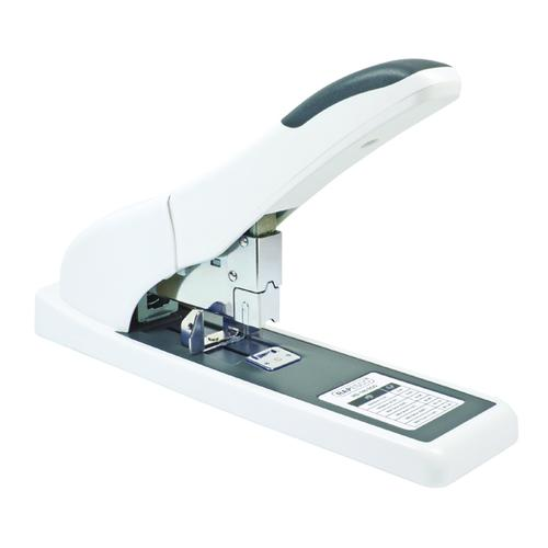 Rapesco ECO HD-140 Heavy Duty Stapler Capacity 40 Sheets White 1396