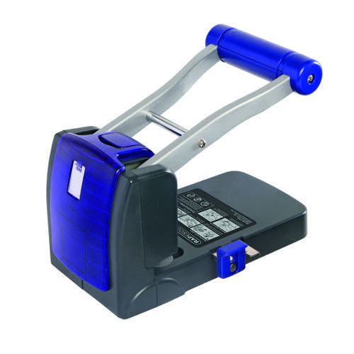 Rapesco P1100 Heavy Duty Hole Punch Capacity 100 Sheets 0247