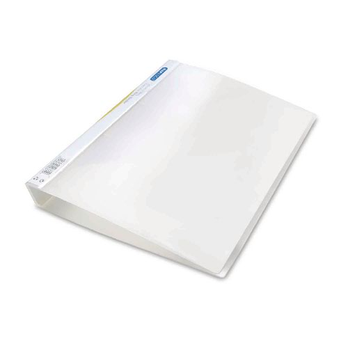 Rapesco Executive 25mm D-Ring Presentation Binder A4 Clear 0803