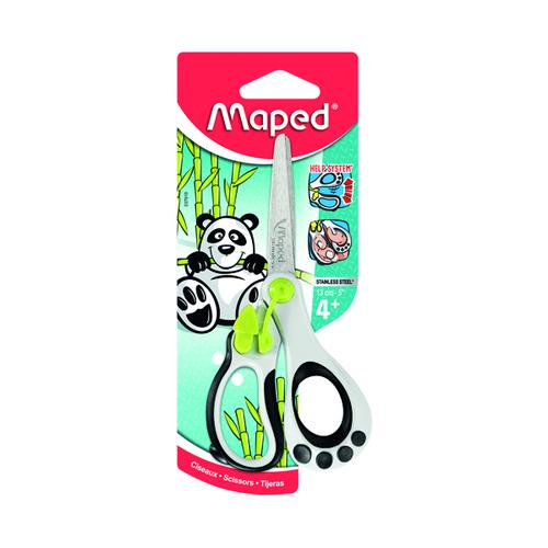 Maped Koopy Scissors 13cm Assorted (Pack of 12) 037910