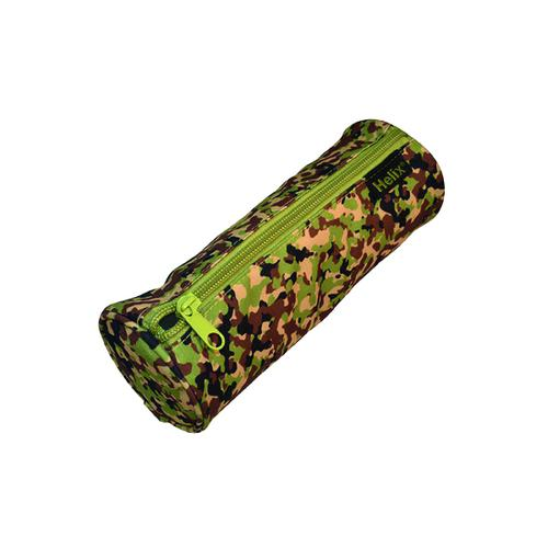 Oxford Camo Pencil Case Green (Pack of 6) 932700