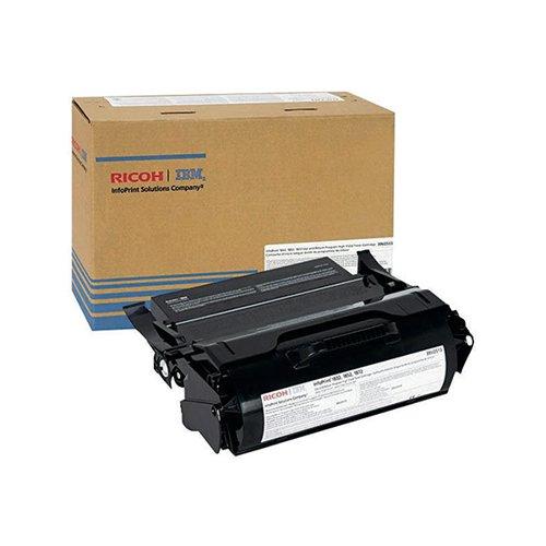 IBM Infoprint Black Toner Cartridge High Capacity 39V2513