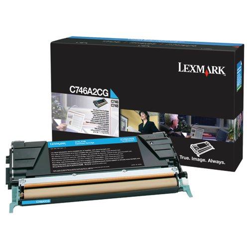 Lexmark Black Return Program Toner Cartridge T650A11E
