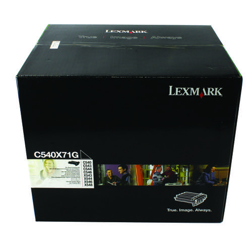 Lexmark Imaging Kit Black C540X71G