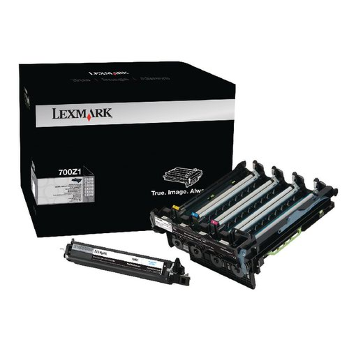 Lexmark 700Z1 Black Imaging Unit 70C0Z10