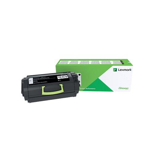 Lexmark 522HE High Yield Toner Cartridge 52D2H0E