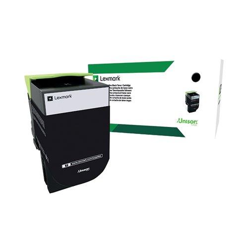 Lexmark CS/X317 Black Toner Cartridge 71B20K0
