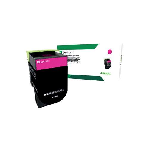 Lexmark CS/X417 Magenta High Yield Toner Cartridge 71B2HM0