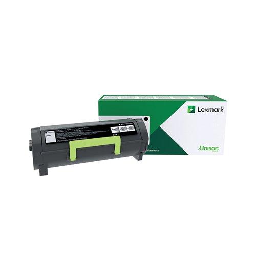 Lexmark MS/MX517/617 Black Extra High Yield Toner Cartridge 51B2X00