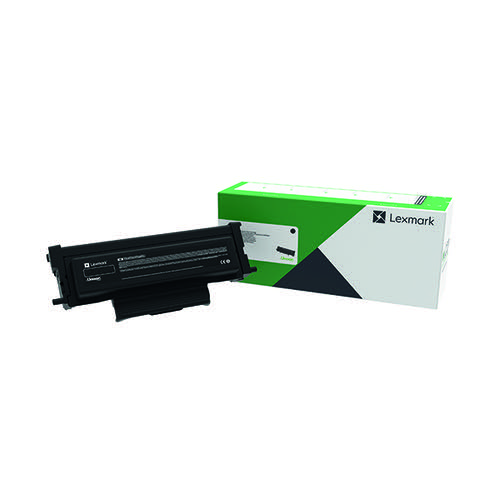 Lexmark Black High Yield Return Programme Toner Cartridge B222H00