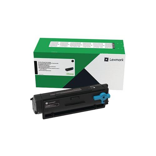 Lexmark B342000 Black Return Programme Toner Cartridge B342000