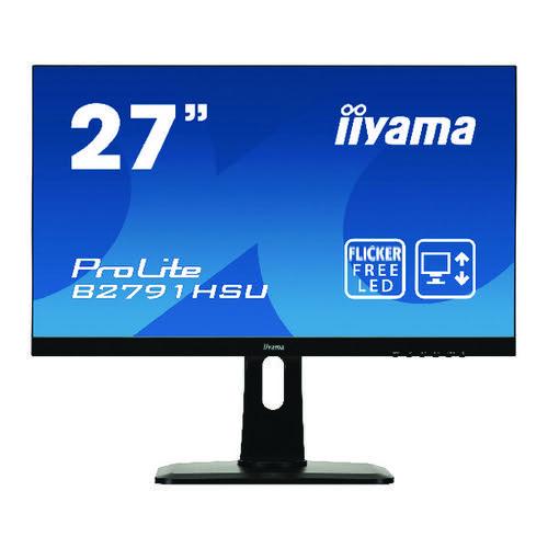 iiyama 27in Monitor ProLite B2791HSU-B1 Full HD B2791HSU-B1