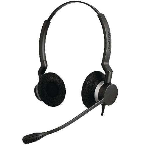 Compare retail prices of Jabra Biz 2300 Qd Duo Headset 50703 to get the best deal online