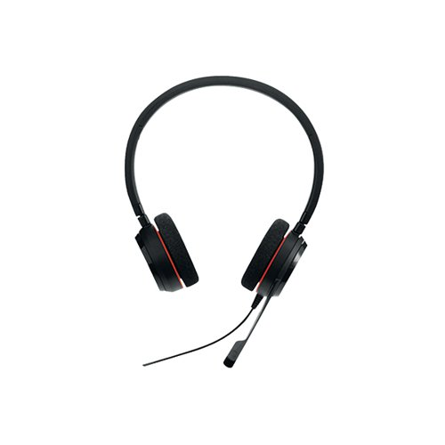 Jabra Evolve 20 MS Duo PC Headset 52645