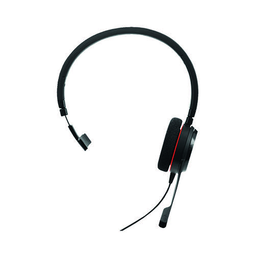 Jabra Evolve 20 MS Mono PC Headset 52644