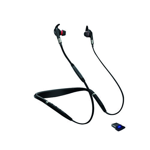 Jabra Evolve 75e UC Including Link USB Adapter 7099-823-409 Headphones JAB01816