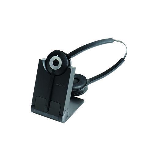 Jabra Pro 930 Duo USB MS W/less Headset 930-29-503-102