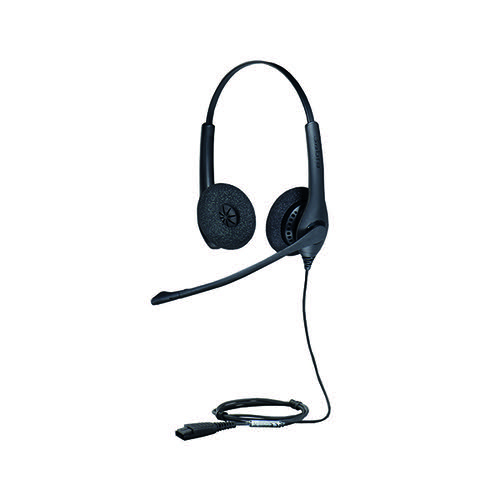 Jabra Biz 1500 Duo Headset 1519-0154