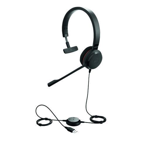 Jabra Evolve 30 II UC Stereo NC Headset 57773