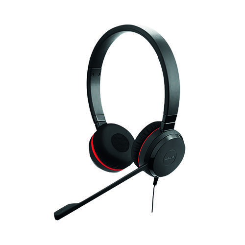 Compare retail prices of Jabra Evolve 20 Se Uc Stereo Binaural 4999-829-409 to get the best deal online
