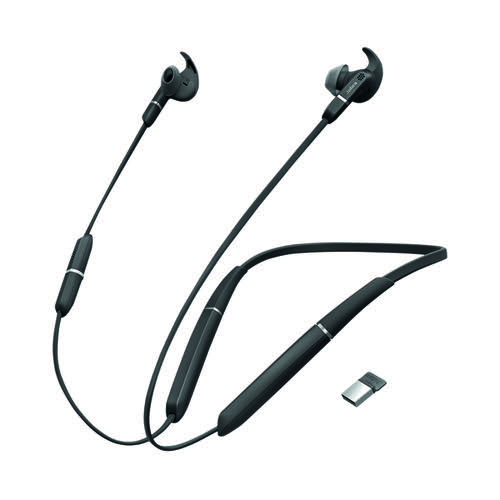 Jabra Evolve 65E MS Headset 6599-623-109