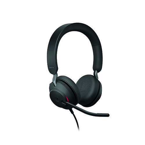 Jabra Evolve2 40 USB-C UC Stereo Headset 706487020011