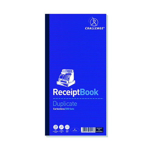 Challenge Duplicate Book Receipt 141x280 400048651