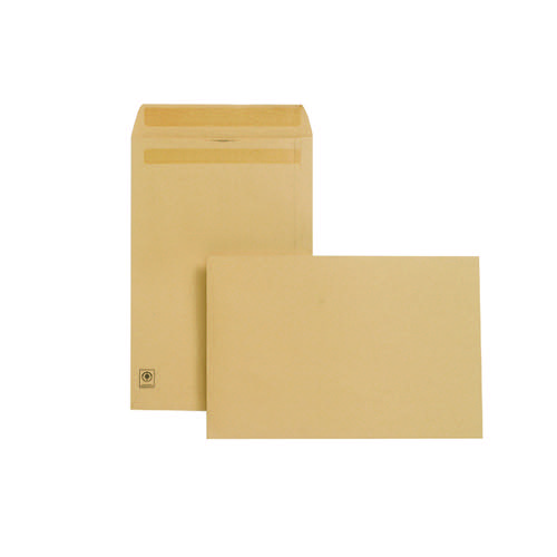 New Guardian Envelope 381x254mm Self Seal Manilla (Pack of 250) J27403