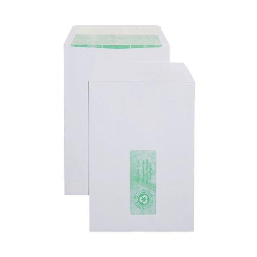 Basildon Bond C5 Pocket Envelope Window White (Pack of 500) J80119