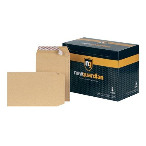 New Guardian C5 Envelopes Pocket 130gsm Manilla (Pack of 250) L26039