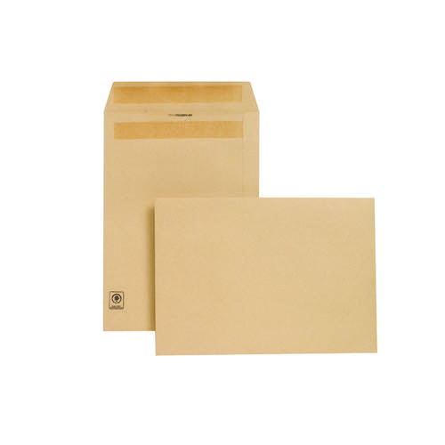 New Guardian C4 Envelope Self Seal 130gsm Manilla (Pack of 250) L26303