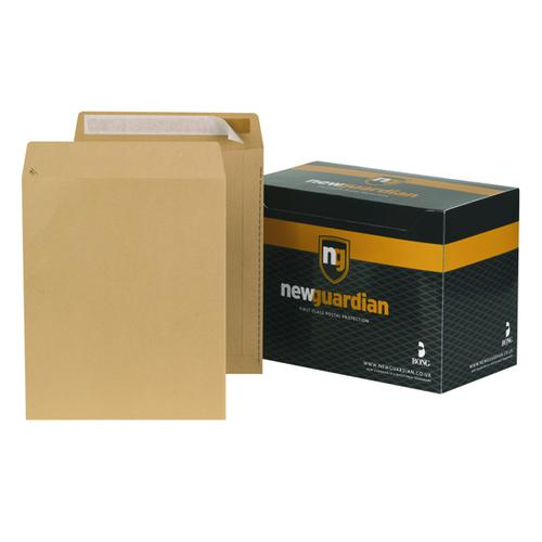 New Guardian Envelope 305x250mm Peel/Seal Manilla (Pack of 250) L27103