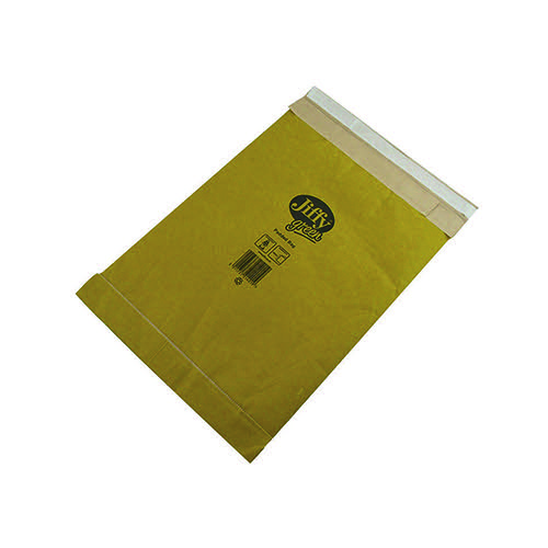 Jiffy Padded Bag Size 6 295x458mm Gld PB-6 (Pack of 10) JPB-AMP-6-10