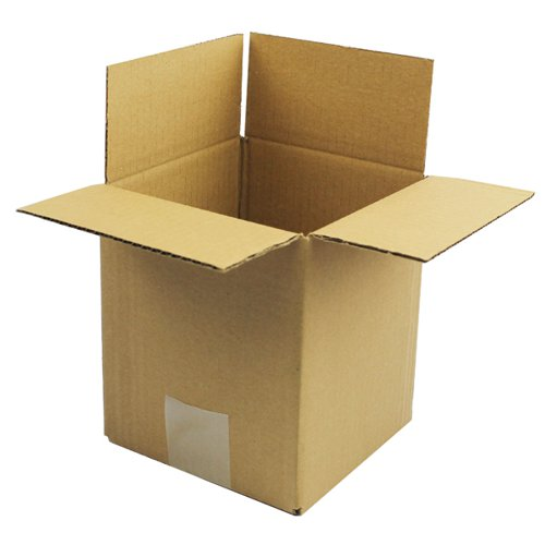 Single Wall Corrugated Dispatch Cartons 152x152x178mm Brown (Pack of 25) SC-02