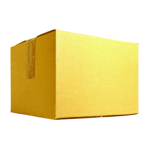 Single Wall Corrugated Dispatch Cartons 178x178x178mm Brown (Pack of 25) SC-04