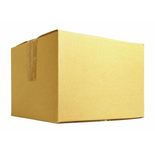 Single Wall Corrugated Dispatch Cartons 482x305x305mm Brown (Pack of 25) SC-18